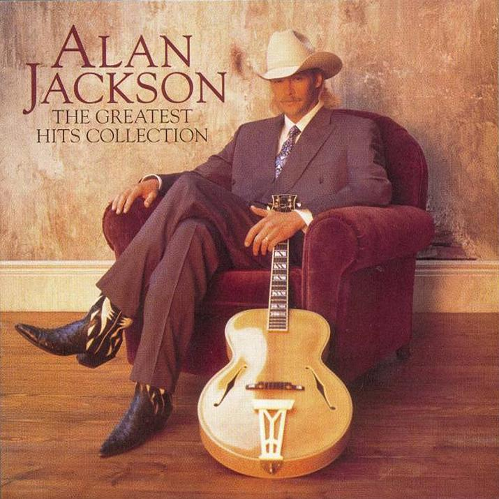 Capa Alan Jackson   Greatest Hits Collection | músicas