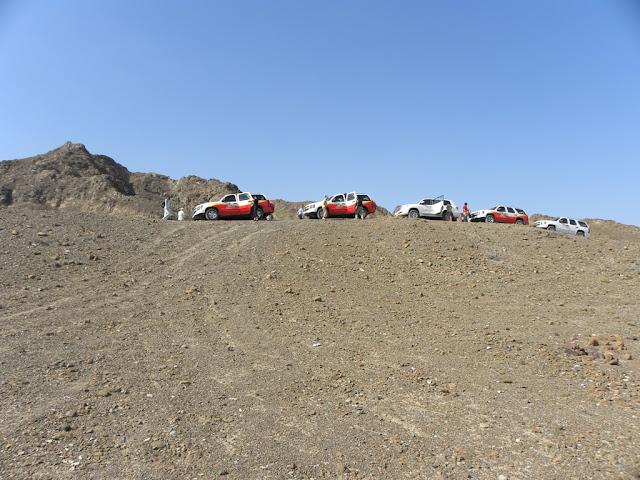 Hajjar Mountains Fujairah