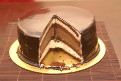 Chocolate cheese indulgence