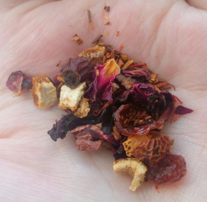 Blood Orange Smoothie (The Tea Spot)