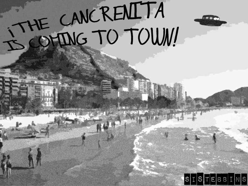 THE AMAZING CANCRENITA