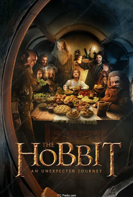 The Hobbit An Unexpected Journey 2012 720p BRRip x264 AAC - ViSiON