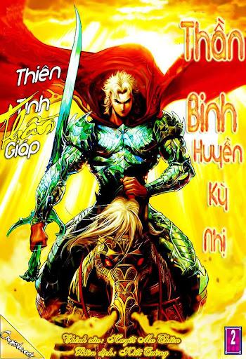 Thần Binh Huyền Kỳ II chap 2