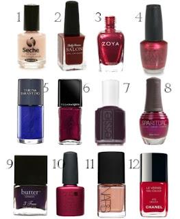 Color Club Cnd Creative Chimera Dior Deborah Lippmann Estee Lauder Essie Polish Funky Fingers Jordana M A C Maybelline Missha Nail