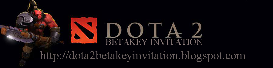Get a Dota 2 free Betakeys Invitation plus Download Link
