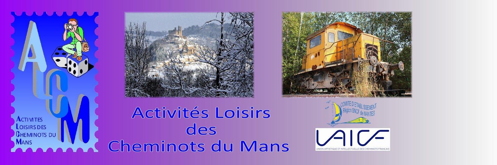 Activités Loisirs des Cheminots du Mans