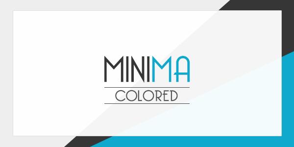 minima colored