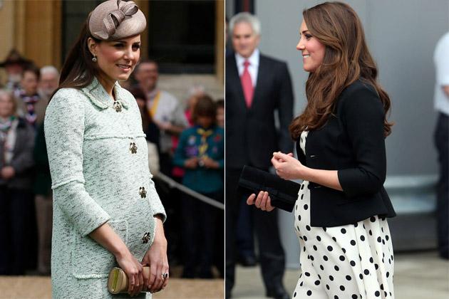 England, Hiburan, London, Kate Middleton, Bakal, Bersalin, Anak, Sulung, 13, Julai