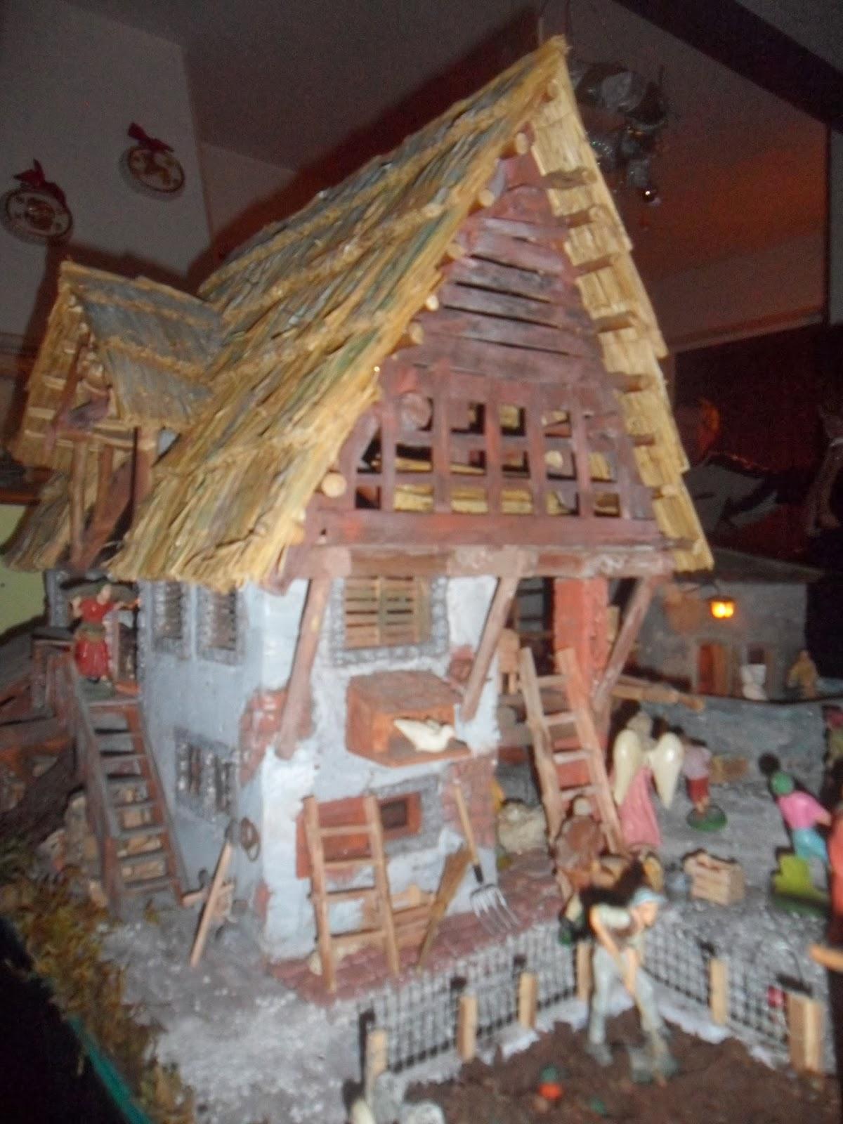 Scorci di presepe for Ottenere una casa costruita