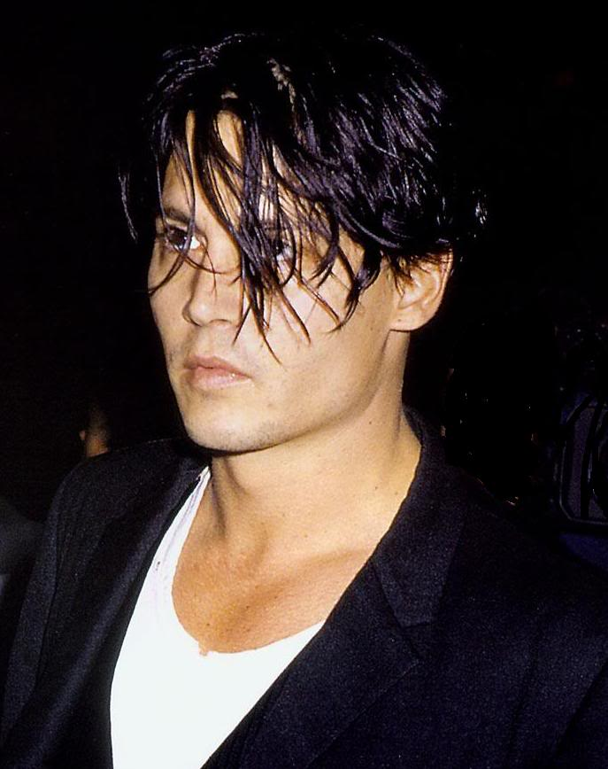 Johnny Depp Hair Hollywood Celebrities Updates Today