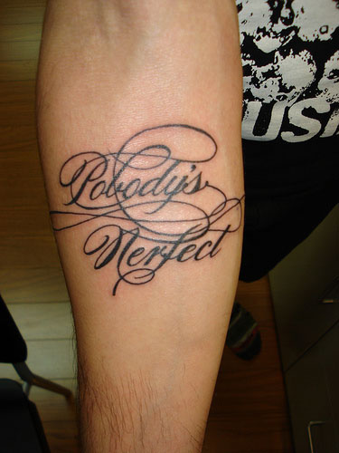 Tattoo Fonts For Men one of the crucial wellknown spaces of tattoos proper