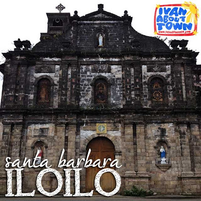 Santa Barbara Church Iloilo