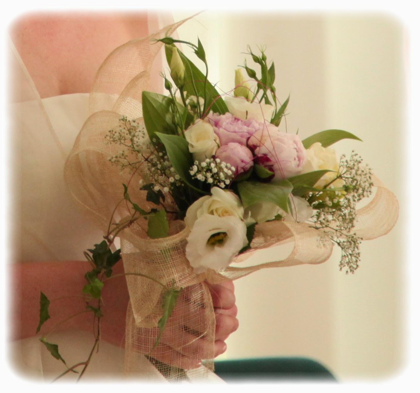 Couds ci couds a le bouquet de la mari e - Le bouquet de la mariee ...