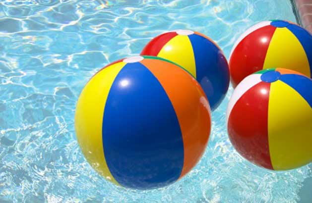 Mini Pool Party Clambake Pool Party For