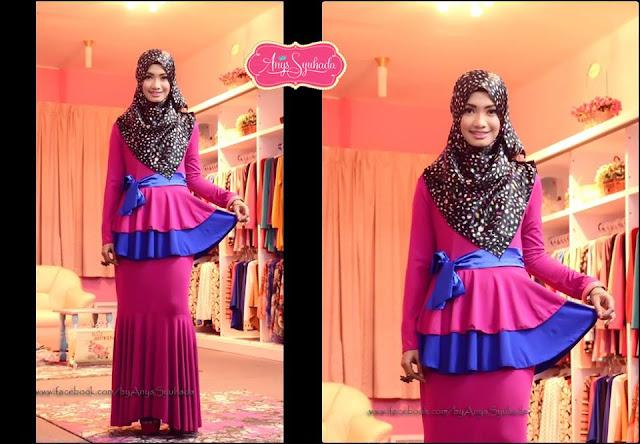 Baju Raya Peplum Murah Online | newhairstylesformen2014.com