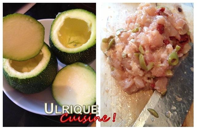 Ulrique cuisine courgettes farcies originales sans boeuf for Farcical etymology