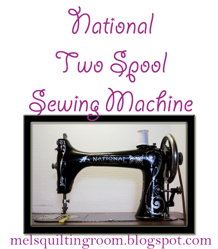 how to put spool in sewing machine