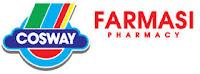 Jawatan Kerja Kosong Cosway Farmasi logo