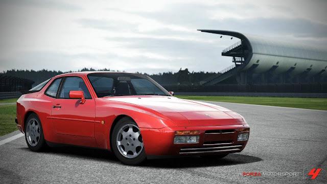 Paquete porsche 1989+944+Turbo