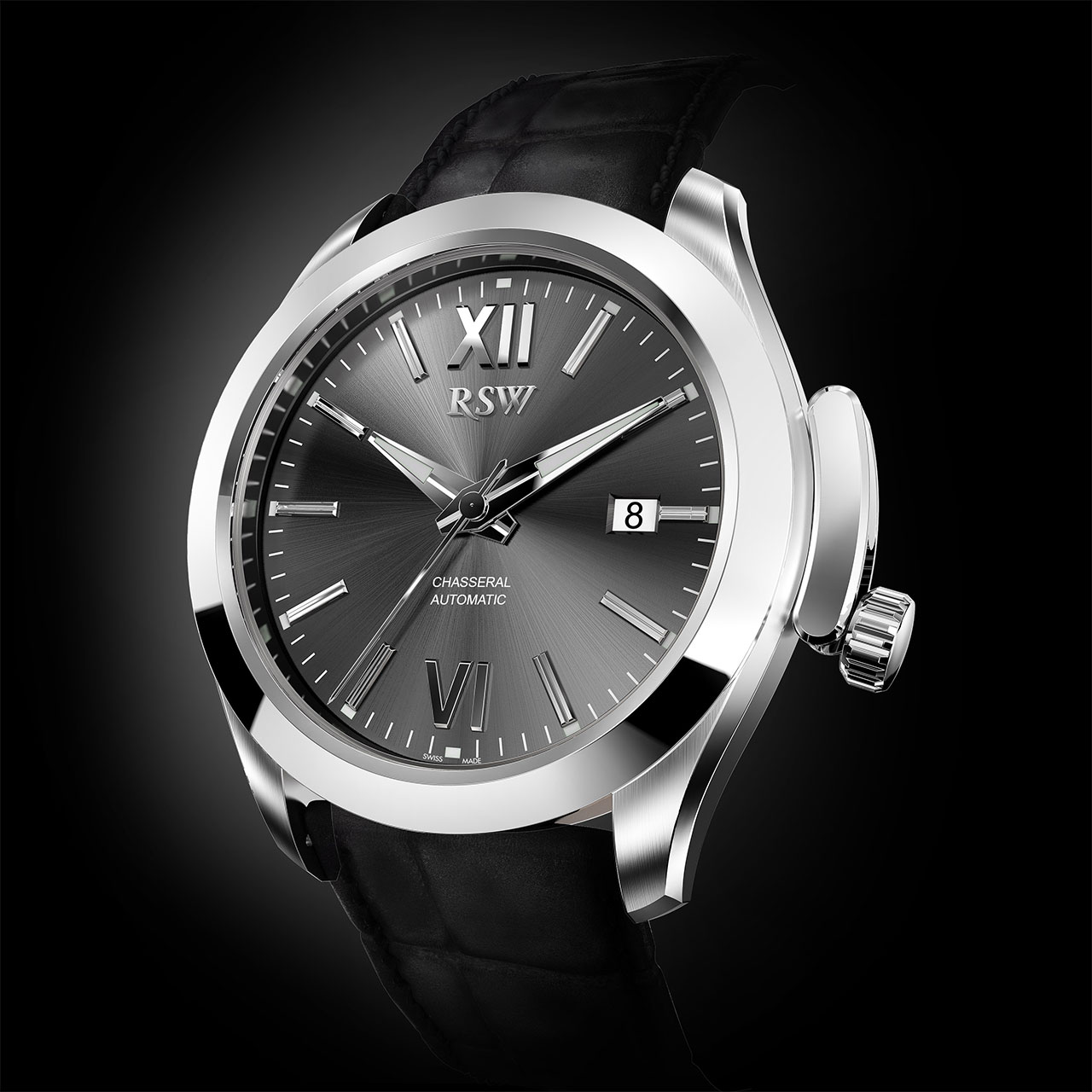 RSW Chasseral Mechanical Watch