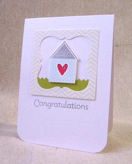 don t forget to write new home card