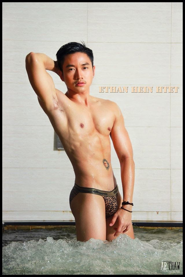 Naked Sexy myanmar boy
