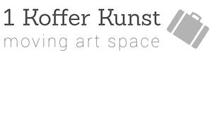 1 Koffer Kunst