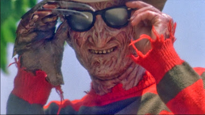 Robert Englund as Freddy Krueger in Nightmare on Elm Street 4