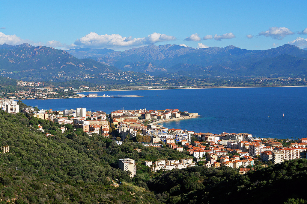 20 Beautiful Photos of Corsica- island in the