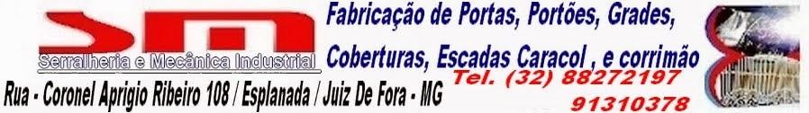 SM - Serralheria Melo
