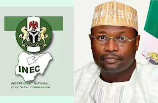2019: INEC boss blows hot, reacts to 'pressure' from Buhari govt