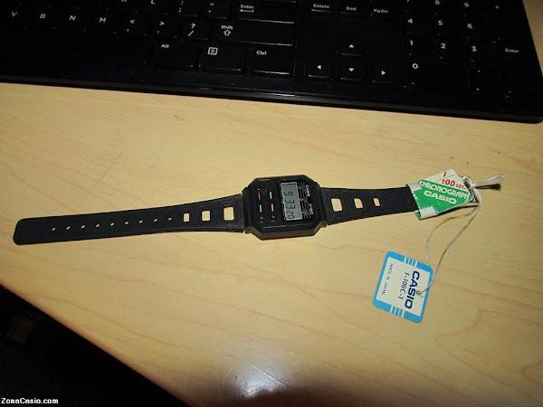 Zona Casio Sale A La Venta En Ebay El Primer Reloj De