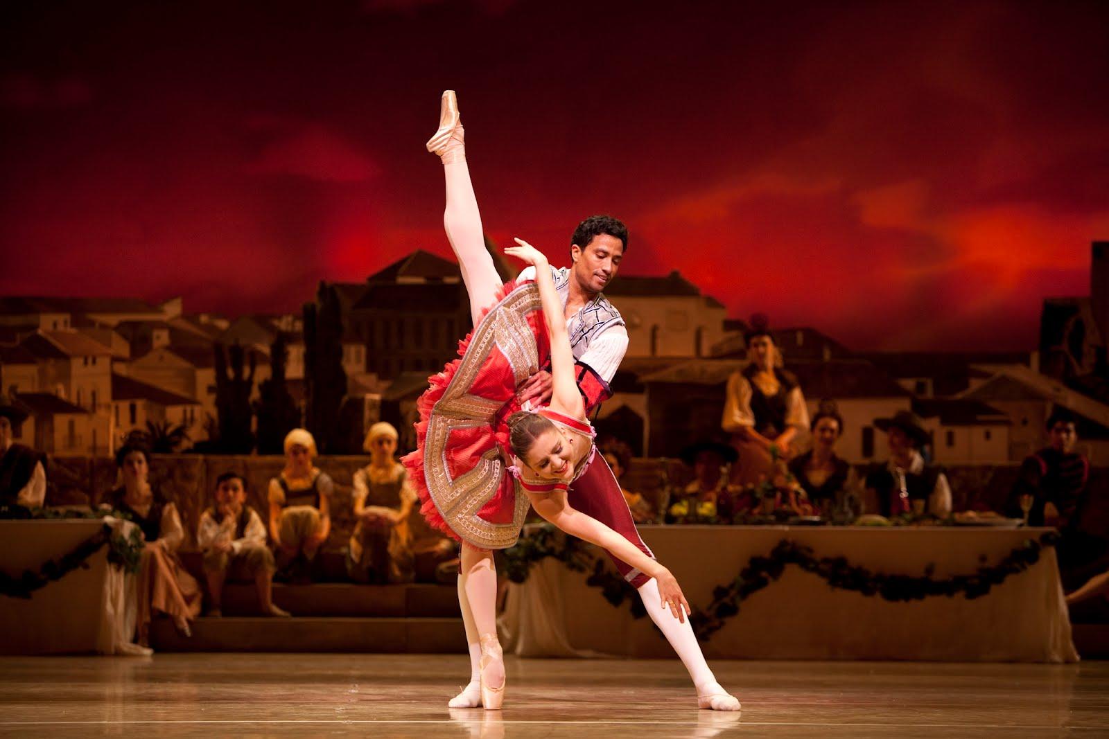 Ballet principal dancers