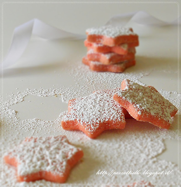 Biscottini di fragola