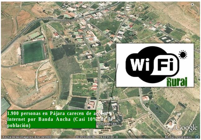 internet rural Fuerteventura