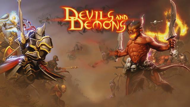 Download Devlis & Demons v1.1.4 APK (Mod Money) Data Obb Full