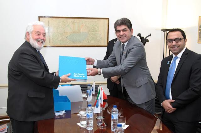 Mohamed Meer Abdalla Al Raïssi, Ambassadeur des Emirats Arabes Unis (E.A.U.) en France