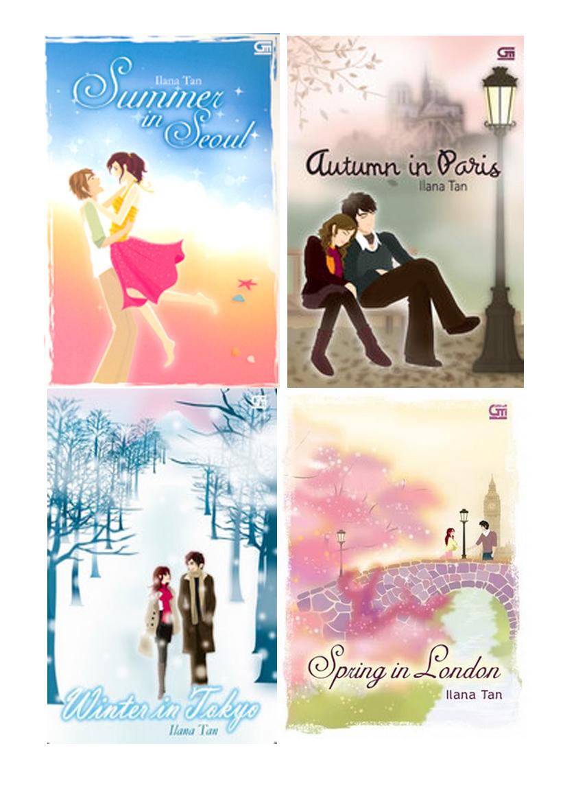 novel karya ilana tan