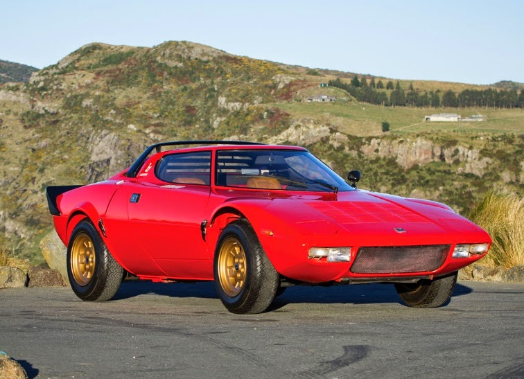 world of classic cars lancia stratos world of classic cars rank 178. Black Bedroom Furniture Sets. Home Design Ideas