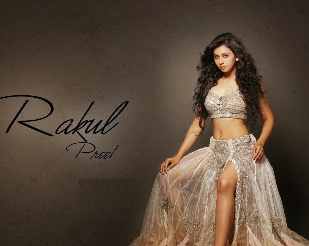 Rakul Preet Singh HD Wallpaper