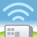 Wi-Fi Finder Icon Logo