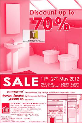 Koon Hoe Bathware & Accessories Sale