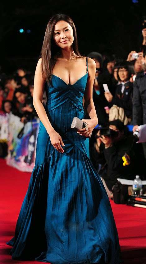 46th Annual Daejong Film Festival Awards - Hong Soo-hyeon (홍수현)