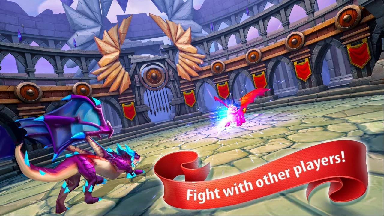 Dragons World v1.771 [Mod Health] Dq3