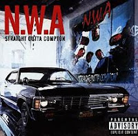 Straight outta of Compton - NWA