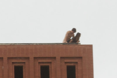 USC Rooftop Sex Scandal Photos Of Kappa Sigma Fraternity Member Having Relations With Female On Campus Building