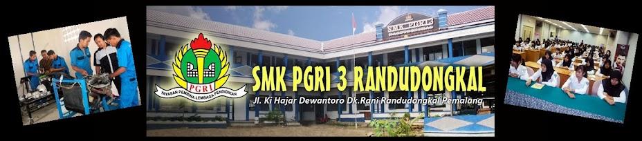 SMK PGRI 3 RANDUDONGKAL