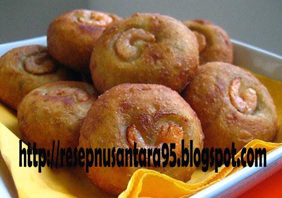 Resep Kue Basah | Resep Kue Cucur Gula Merah Manis