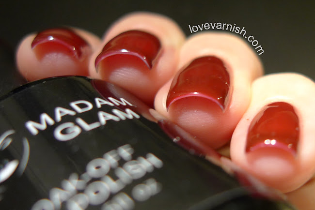 Madam Glam Soak Off Gel Brick