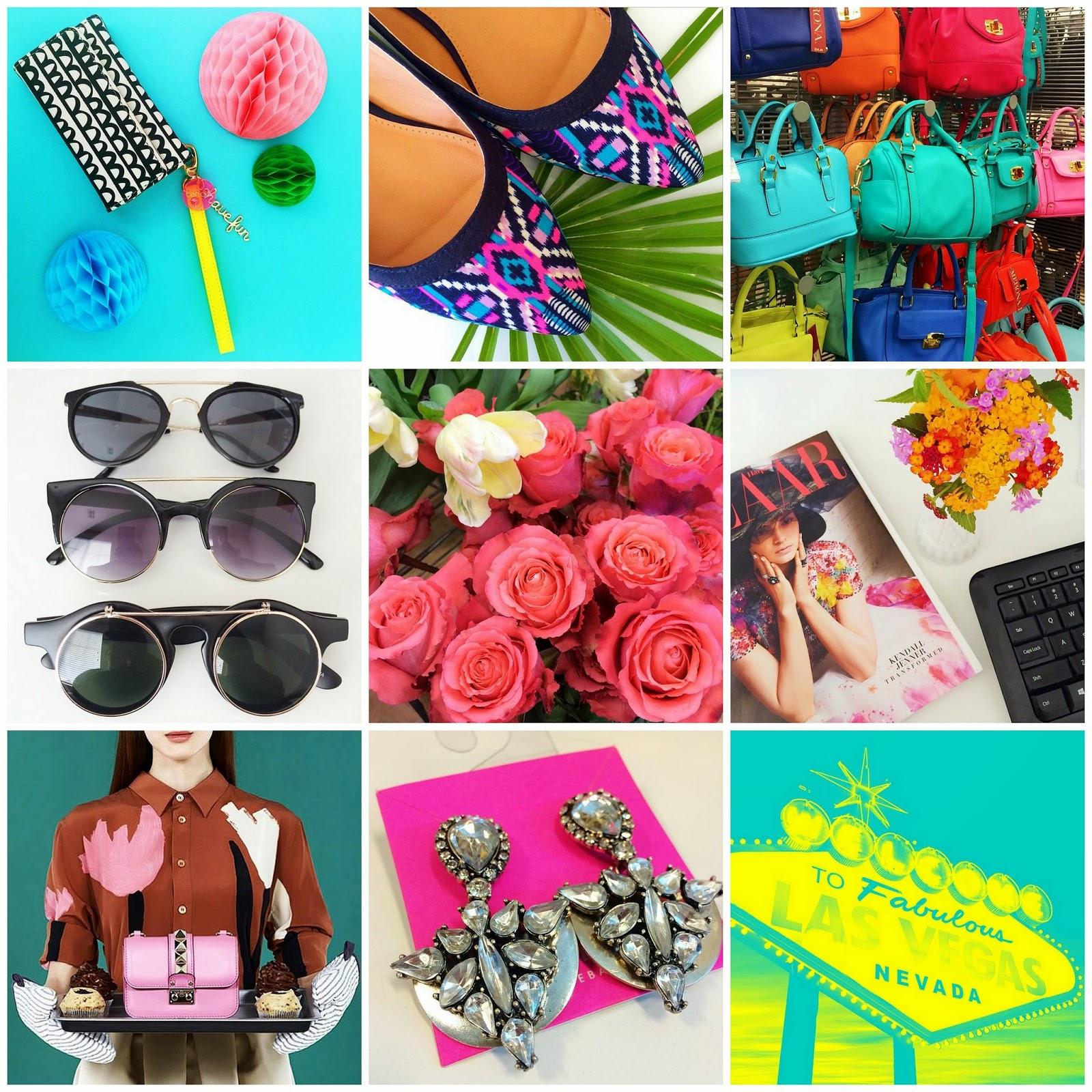 las vegas fashion style blogger instgram content